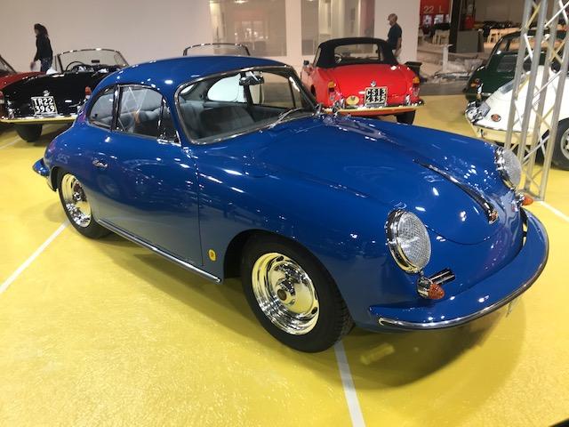 Porsche 356 BT6 anno 1962