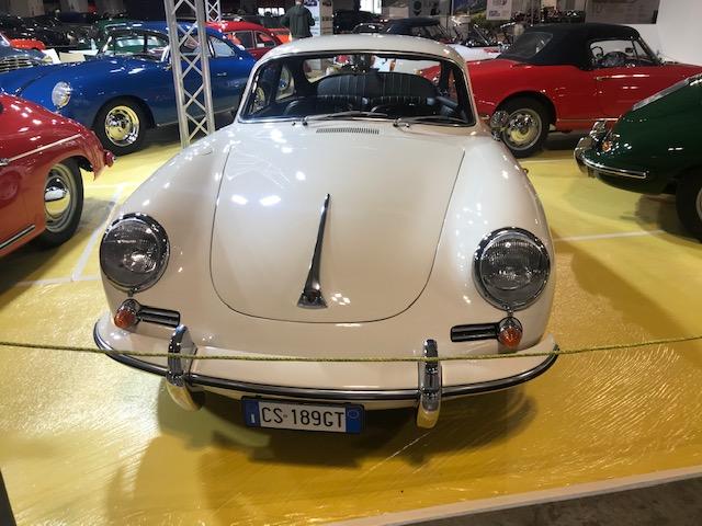 Porsche 356 C year 1964
