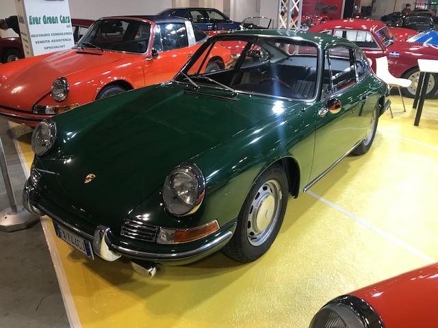 Porsche 901 costruzione 1964