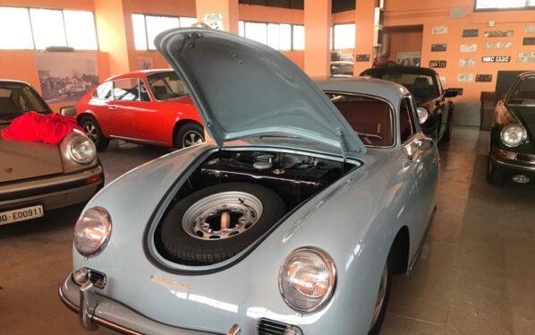 Porsche AT 2 1958
