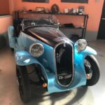 Fiat Balilla 508 S del 1934