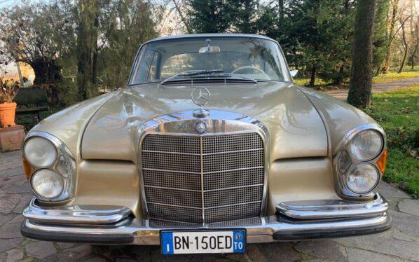 Mercedes 250 del 1967
