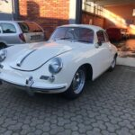 Porsche 356 1962