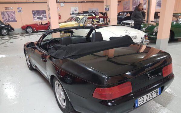 Porsche 968 del 1995 nera