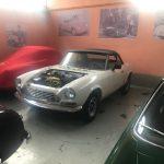 Fiat 124 spider 2.0