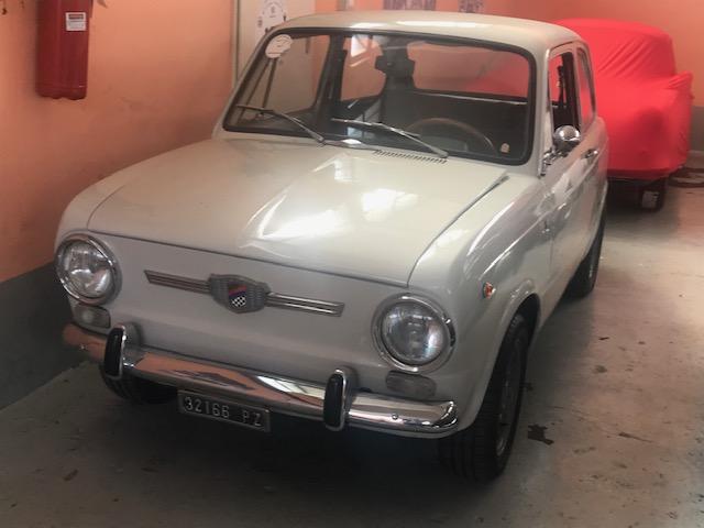 Fiat 850 Giannini