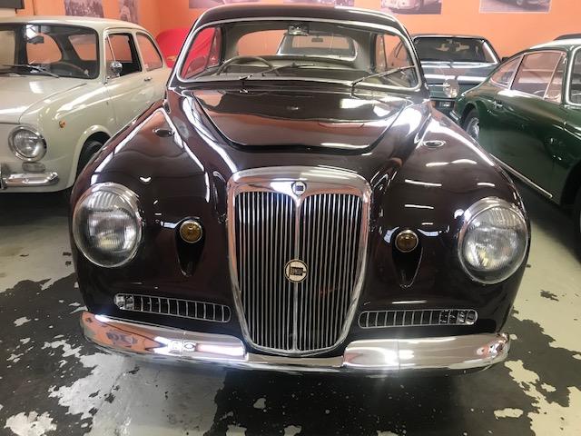 Lancia Aurelia B50 Pirinfarina