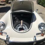 Porsche 356 BT5 colore grigio airone