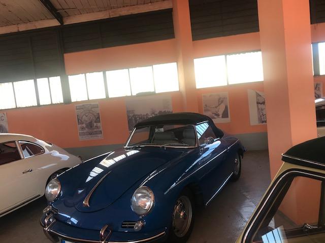 Porsche 356 roadster 1960